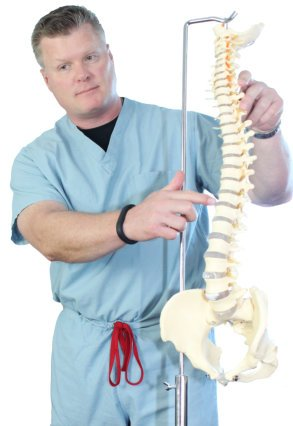 back pain treatments by Newport Beach surgeon, Dr. Todd Peters